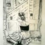 Sketch by Dee Maene