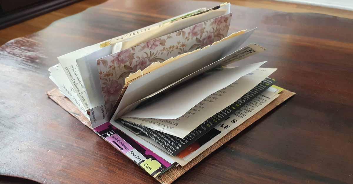 Make a Junk Journal & Create Art
