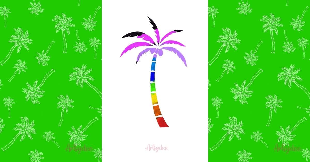 Palm Tree Template Featured Image
